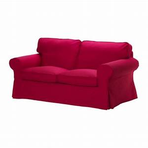 2er Sofa Rot : ektorp bezug 2er sofa idemo rot ikea ~ Markanthonyermac.com Haus und Dekorationen