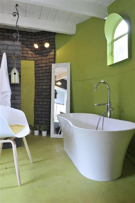 d 233 co salle de bain gris et vert d 233 co sphair