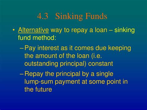 ppt chapter 4 amortization and sinking funds powerpoint presentation id 501915