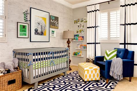 Nursery Room : Your Little One Will Love These Gender-neutral Nurseries