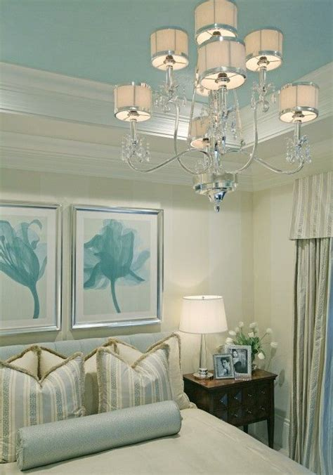 coastal glam tray ceiling color bedrooms