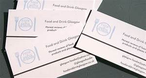 Business Cards | Foodie Explorers
