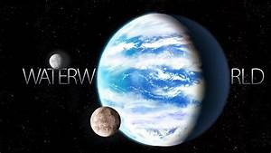 Astronomers Discover a Planet Made Of Water