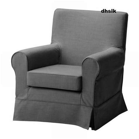 Ektorp Chair Cover Svanby Gray by Ikea Ektorp Jennylund Armchair Slipcover Cover Svanby Gray