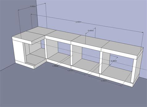 plan de travail exterieur en siporex photos de conception de maison agaroth