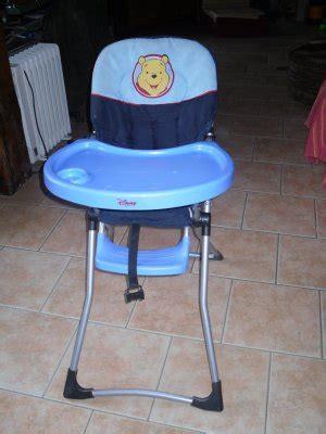 chaise haute winnie l ourson de lesptitbambins
