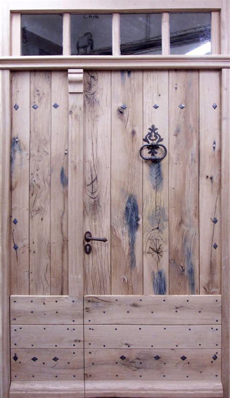 entr 233 e ferme en vieux ch 234 ne tierc 233 e portes d entree portes rustiques portes antiques