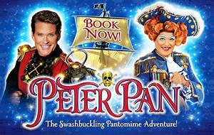 Review of Peter Pan, The Swashbuckling Pantomime Adventure ...