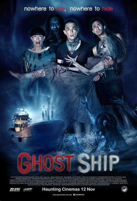 The Boat Movie Review by Movie Review Ghost Ship Onlywilliam