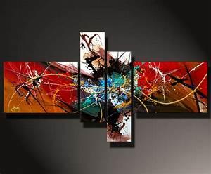Moderne Kunst Leinwand : pin acryl kunst on pinterest ~ Markanthonyermac.com Haus und Dekorationen