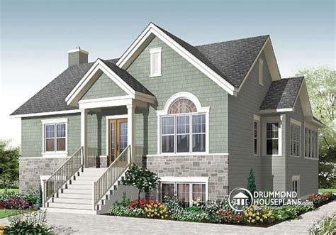 Affordable 4 Bedroom Craftsman Style With