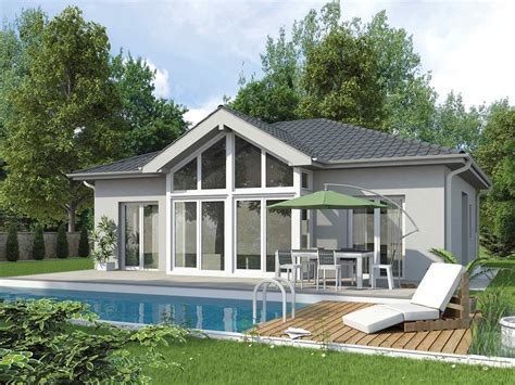 Bungalow E 98  Variohaus Prefabricated Houses