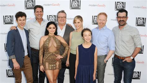 modern family cast creator hopeful about show s future reporter