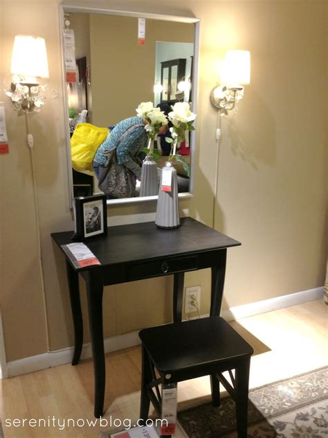 Ikea Bedroom Vanity by Serenity Now Ikea Shopping Trip And Home Decor Ideas