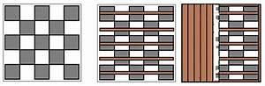 Betonplatten Mit Holzstruktur : bauanleitung podest ~ Markanthonyermac.com Haus und Dekorationen