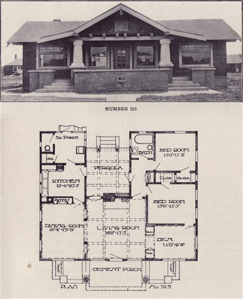 style bungalow home plans california craftsman bungalow home plans american bungalow house