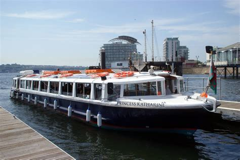 Party Boat Cardiff Bay by Cardiff Boat Tours Princess Katharine Visit Cardiff