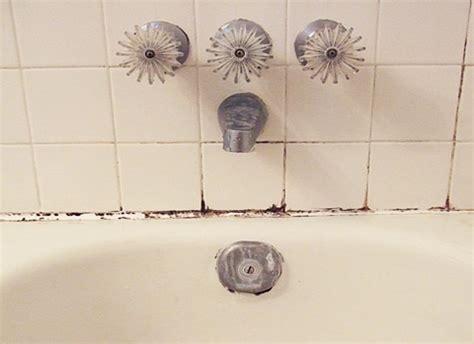 enlever moisissure salle de bain my