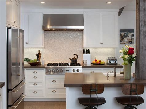 Backsplash : Stainless Steel Backsplash Tiles