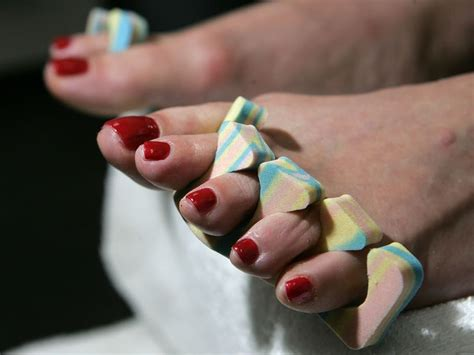 Salons Fined As Infection From Pedicure Cost Man Big Toe