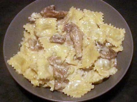 recette de ravioli 4 fromages sauce au roquefort