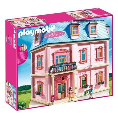 playmobil 5303 maison traditionnelle achat vente univers miniature cdiscount