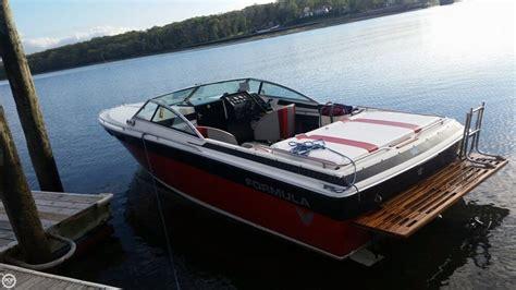 Formula Boats Long Island by 1985 Formula 242 Ls 24 Foot 1985 Motor Boat In Bayville