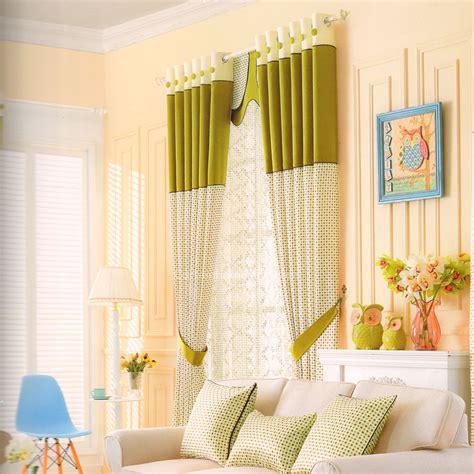 pas cher chic moderne coton polka dots multi couleur chambre 224 coucher rideaux modernes