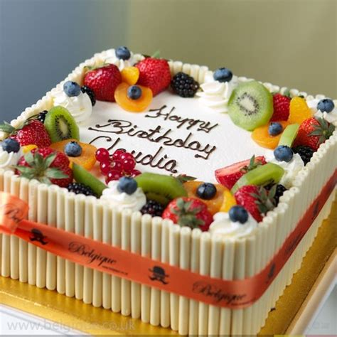 25 best ideas about fruit cake decorating on simple cakes pretty birthday cakes