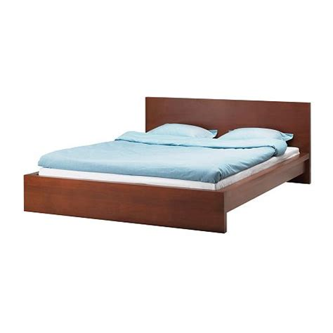 king size bed frame ikea malm images
