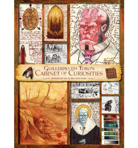 guillermo toro cabinet of curiosities guillermo
