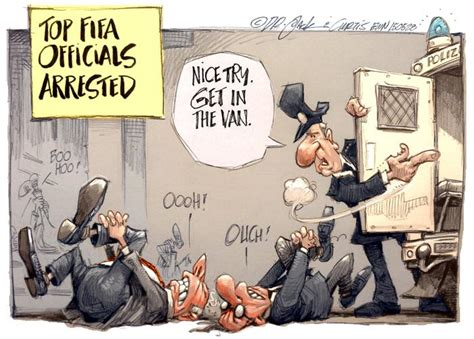 Meanwhile At Fifa Hq The Poke