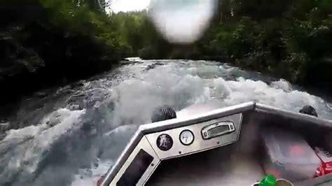 Mini Jet Boat Videos by Alaska Mini Jet Boat River Run Youtube