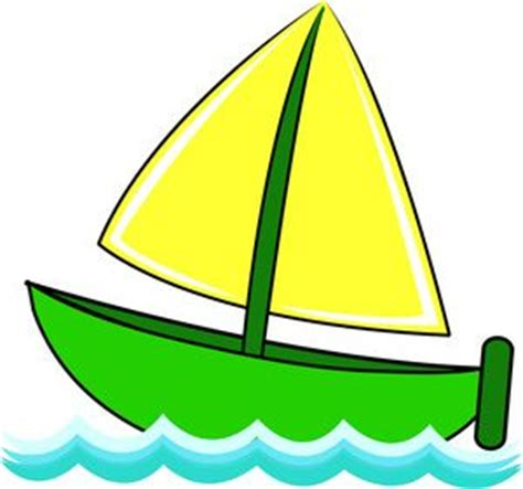 Cartoon Drawing Of A Boat by Blue Boat Clip Art Vector Clip Art Free Clipartcow Clipartix