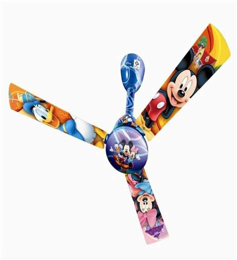 bajaj disney 1200 mm mickey mouse friends 3 blade