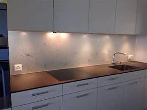 Glas Wandpaneele Küche : proverit glas glas in der k che ~ Markanthonyermac.com Haus und Dekorationen