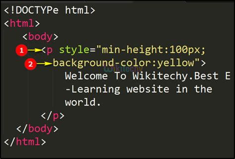 Css  Css Min Height  Learn In 30 Seconds From Microsoft