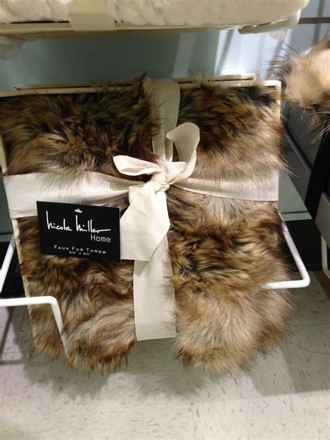 miller faux fur throw blanket blanky faux fur throw miller and