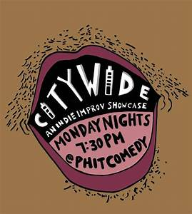 Citywide: Indie Improv Comedy Tickets in Philadelphia, PA ...