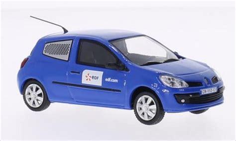 renault clio iii edf eligor diecast model car 1 43 buy sell diecast car on alldiecast co uk