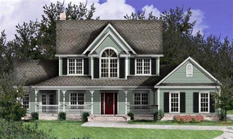 Country Style House Plans With Pictures — House Style And