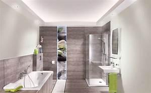 Lampen Spots Badezimmer : badbeleuchtung bei hornbach ~ Markanthonyermac.com Haus und Dekorationen