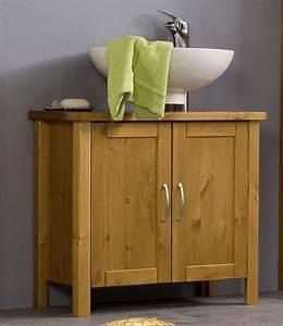 Bad Set Holz : badm bel bad set komplett badezimmerm bel 5 tlg spiegel kiefer massiv holz honig ebay ~ Markanthonyermac.com Haus und Dekorationen