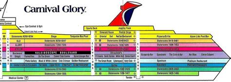 deck plans cruise critic message board forums 2014