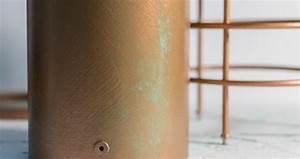 Effekt Farbe Streichen : kupfer mit echter patina streichen modern masters kupfer farbe ~ Markanthonyermac.com Haus und Dekorationen