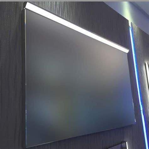 miroir lumineux led salle de bain anti bu 233 e 80x60cm