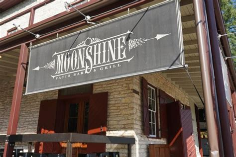 Moonshine Patio Bar And Grill by Typography Applause Picture Of Moonshine Patio