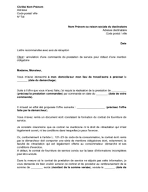 modele lettre de demission fac document