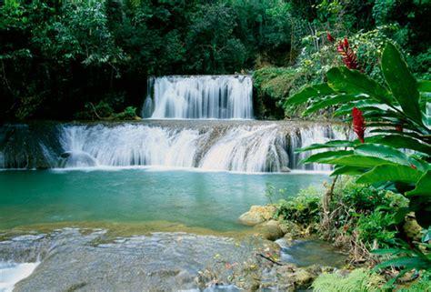 Y.s. Falls Jamaica In St. Elizabeth, Jamaica