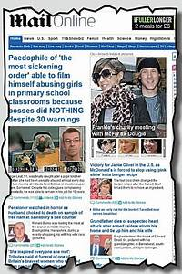 MailOnline is world's number one: Daily Mail has biggest ...